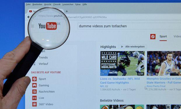 Österreichs größte Youtube-Kanäle: Wenig Information, viel