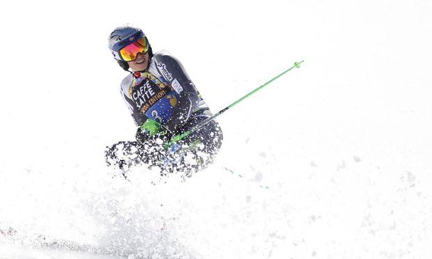 FIS Alpine Skiing World Cup Finals - Men's Slalom