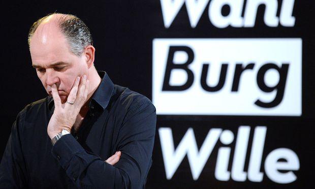 BURGTHEATER-CHEF MATTHIAS HARTMANN WILL AMT RUHEN LASSEN