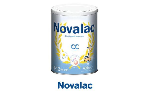Schließen                                Novalac