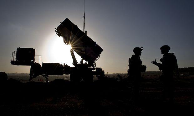 Die Nato will ihre Luftverteidigung verbessern, um effizienter gegen angreifende Marschflugkörper gewappnet zu sein. (Im Bild das US-Luftabwehrsystem Patriot.)