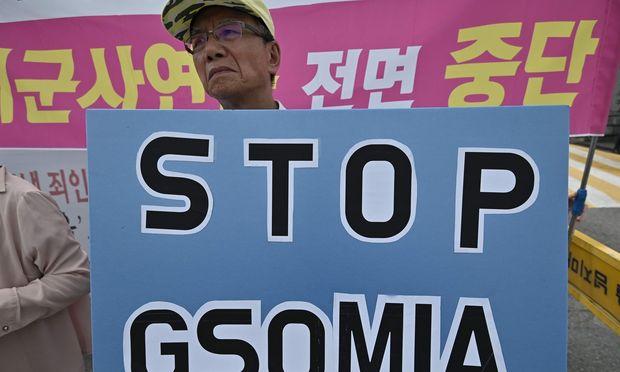 Der Streit zwischen Südkorea und Japan wird immer erbitterter.