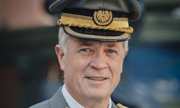 Johann Luif könnte Verteidigungsminister werden.
