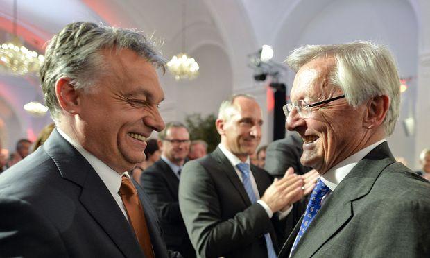 Schüssel/Orban