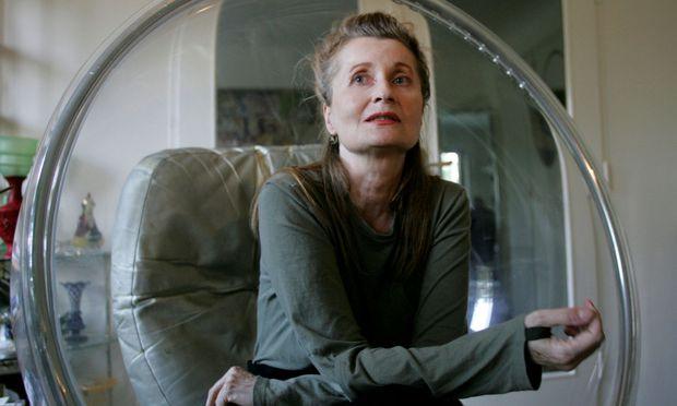 Literaturnobelpreis-Trägerin Elfriede Jelinek