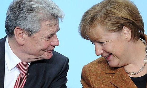 Einigung: Gauck wird deutscher Bundespräsident