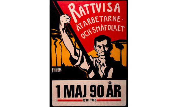 90 Jahre 1. Mai: Wie konnte ein bäuerliches Land so sozialdemokratisch werden?