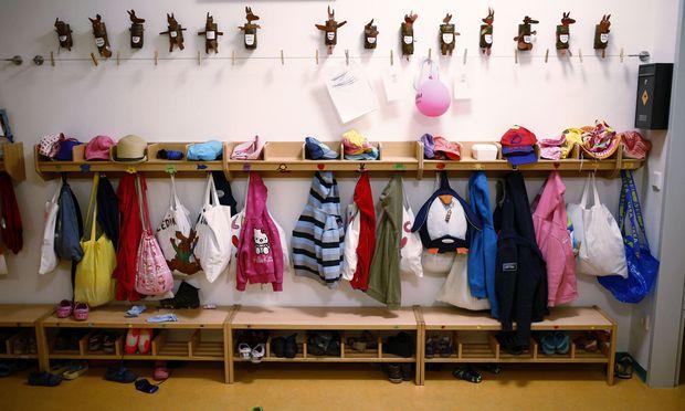 Kindergarten: Doch mehr Geld « DiePresse.com