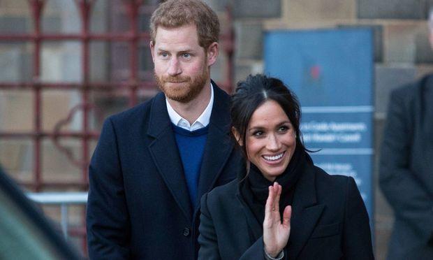 Am 19. Mai trauen sich Prinz Harry und Meghan Markle.