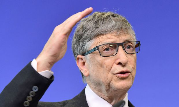 Bill Gates startet Satelliten-Projekt