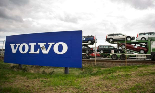 Wohin rollt Volvo Chinesen