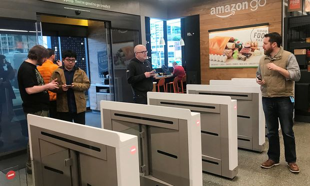 Amazon eröffnet endlich Supermarkt ohne Kassen