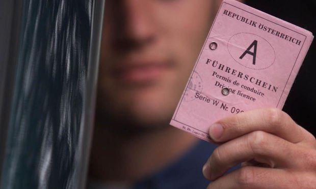Themenbild: Führerschein