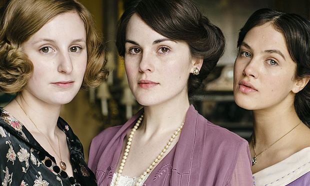 Downton Abbey Wochenende