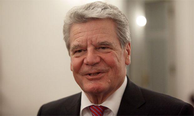 Joachim Gauck Freiheitsdenker Ermutiger