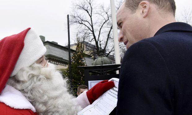 Prinz George hat zu Weihnachten nur einen Wunsch « DiePresse.com