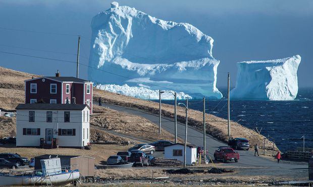 Symbolbild: Arktis.