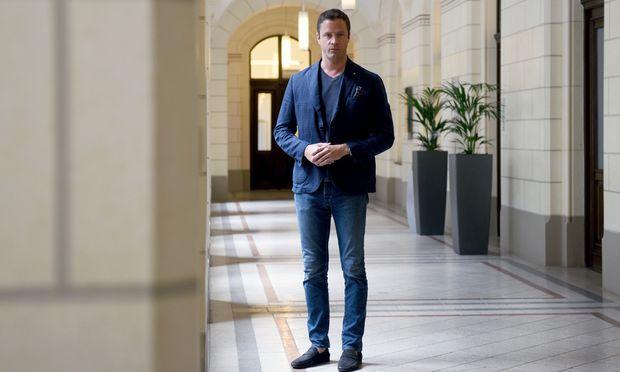 Derzeit ist Gudenus FPÖ-Vizebürgermeister in Wien. Nach dem Sonntag könnte er in die Bundesregierung aufsteigen.