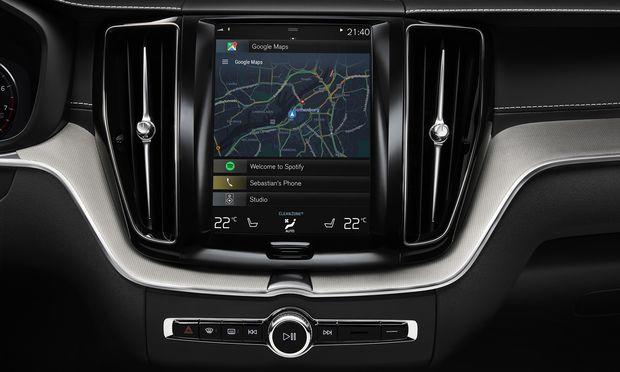 Audi zeigt Q8 mit integriertem Android-Betriebssystem