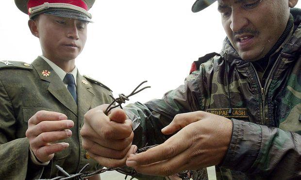 Indien kündigt nach Krise mit China Truppenrückzug von umstrittenem Plateau an