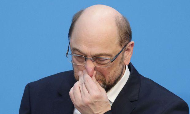 Schulz räumt Fehler ein