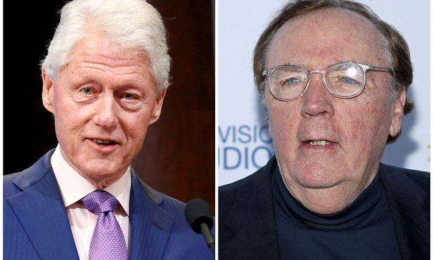 Clinton und Patterson.