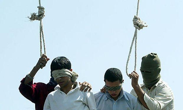 Hinrichtung Iran Drogenhandel