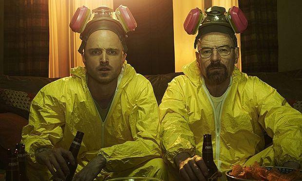 """Ob die Hauptdarsteller """"Jesse"""" und """"Walter"""" im neuen Film vorkommen, ist noch unklar"""