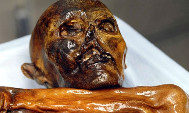 Archäologie: Ötzi starb nicht am Berg