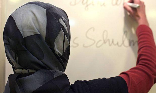 Symbolbild Kopftuch