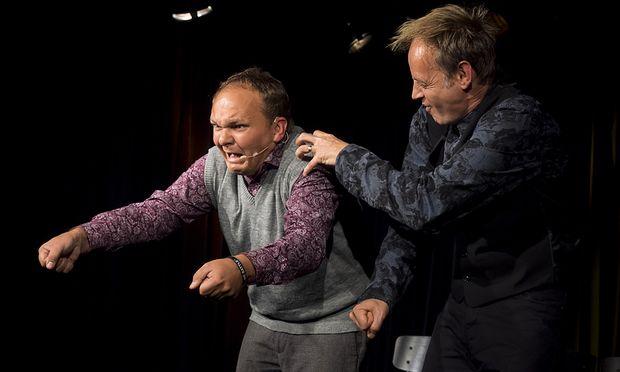Robert Blöchl und Roland Penzinger