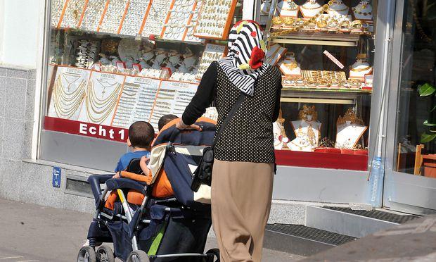 Muslime sind besonders von rassistischen Vorfällen betroffen.