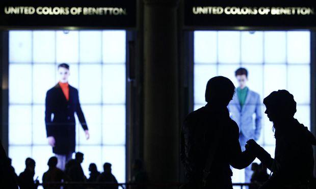 Zombiefirmen erhielten nach 2012 extrem günstige Kredite, um zu überleben. Eine Studie nennt Benetton als Beispiel.