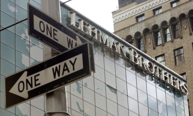 Finanzkrise: Lehman Brothers wurde noch fallen gelassen – aber dann kamen die Bail-outs und Rettungspakete.