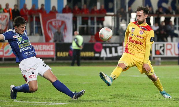 Bundesliga verweigert Hartberg die Lizenz