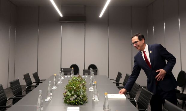 G20-Abschlusserklärung - Warnung vor wirtschaftlichen Risiken der Handelskonflikte