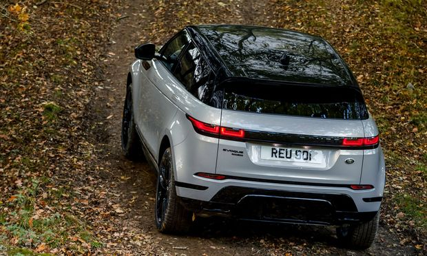 neuer range rover evoque never change a bestselling car. Black Bedroom Furniture Sets. Home Design Ideas