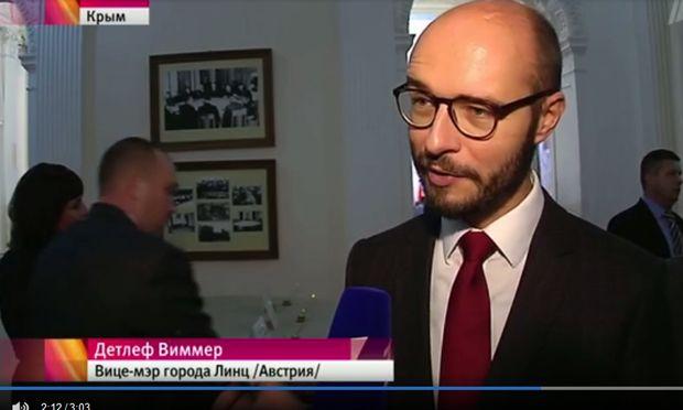 Koalitionsverhandlung trotz Krim-Besuchs