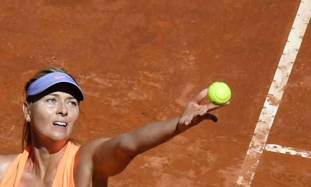 Keine Wildcard für Scharapowa: WTA-Chef kritisiert French-Open-Veranstalter