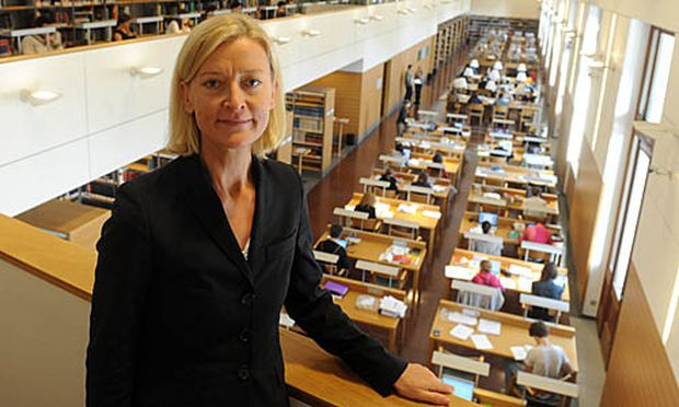 Nationalbibliothek Johanna Rachinger bleibt
