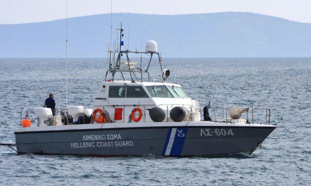 Mindestens 16 Menschen vor griechischer Insel ertrunken