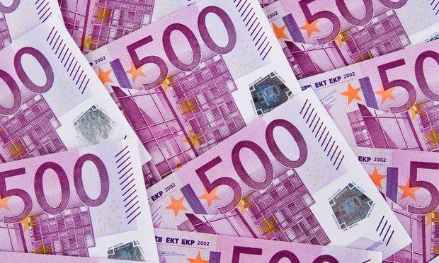 Budgetdefizit 2012 vorlaeufig sieben