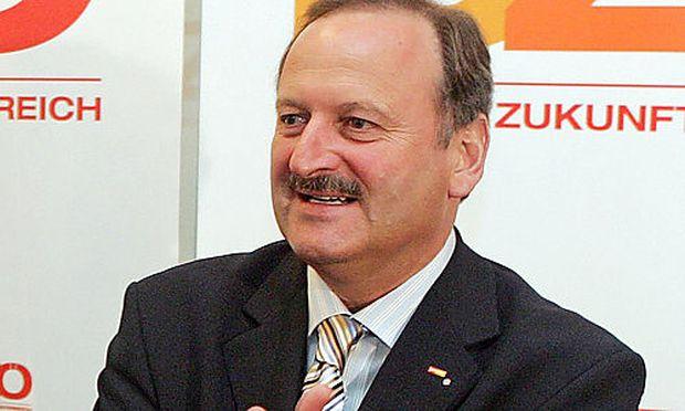 HUBERT GORBACH; BZÖ; Telekom