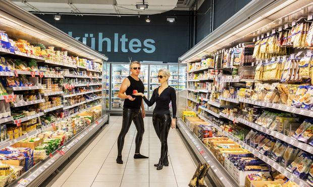 Im Lehrgang Food Design wird die Ästhetik des Supermarkts aus Sicht der Nachhaltigkeit betrachtet.