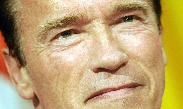 Schwarzenegger Umweltschutz mein neuer