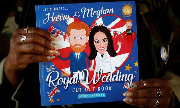 Die Hochzeit von Prinz Harry (33) und Meghan Markle (36) steht bevor