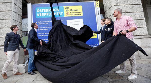 Bundesheer Startschuss fuer oeVPKampagne
