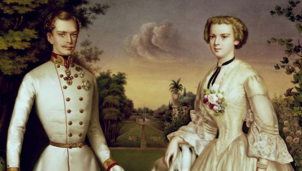 Franz Joseph I.u.Elisabeth