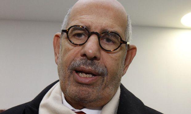 Nicht genug getan ElBaradei