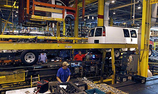 Industrie der Eurozone schrumpft wie seit drei Jahren nicht mehr